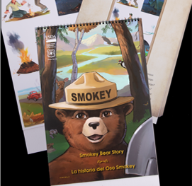 Picture for category Smokey Bear