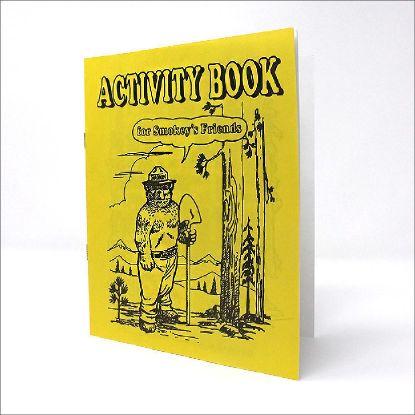 Smokey Bear Activity Book