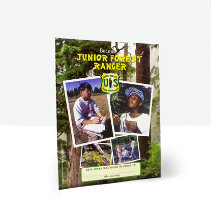 Junior Forest Ranger Adventure Guide- English