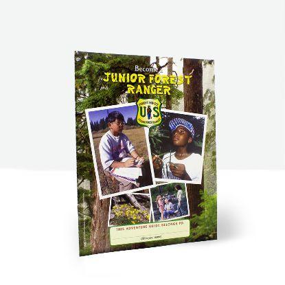 Junior Forest Ranger Adventure Guide- English