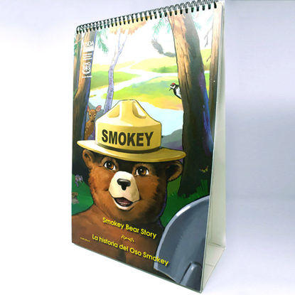 Smokey Bear Story Book - Teacher's Version