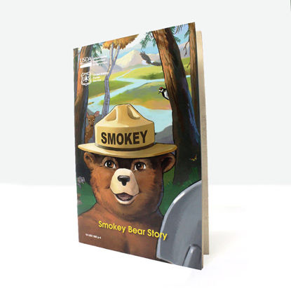 Smokey Bear Story Books - Children's Version