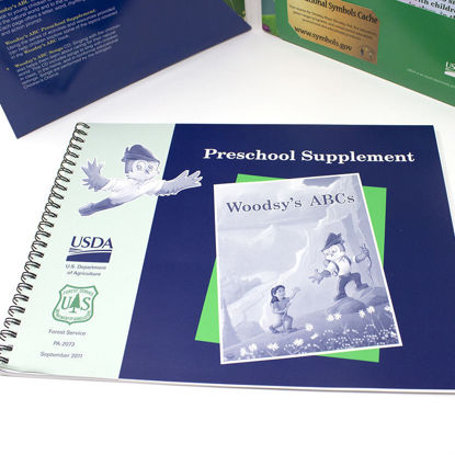 Woodsy Owl ABC Supplement Book