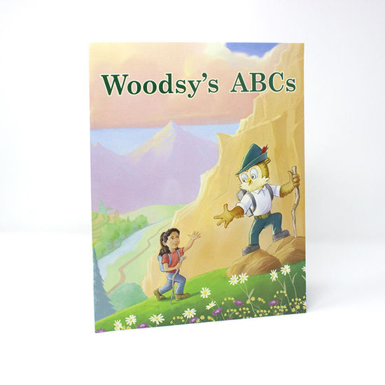 Woodsy Owl's ABC's Book - English