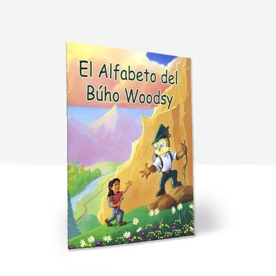 Woodsy Owl's ABC's Book - Spanish