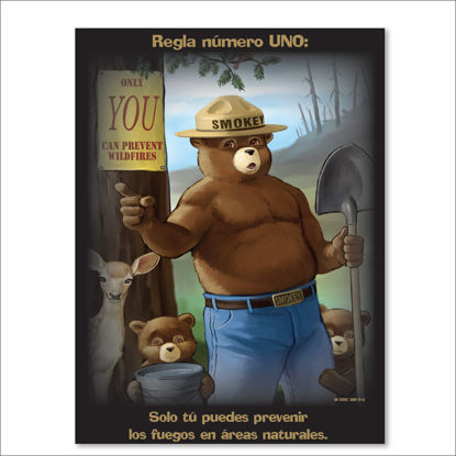 Picture of Regla numero UNO Poster - Spanish