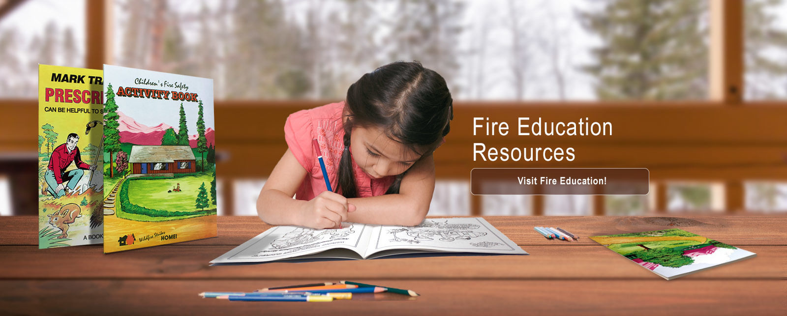 Symbols Cache - Fire Safety Education