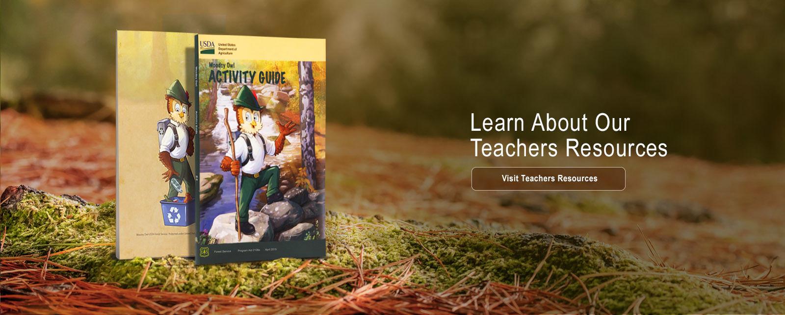 Symbols Cache - Teachers resources