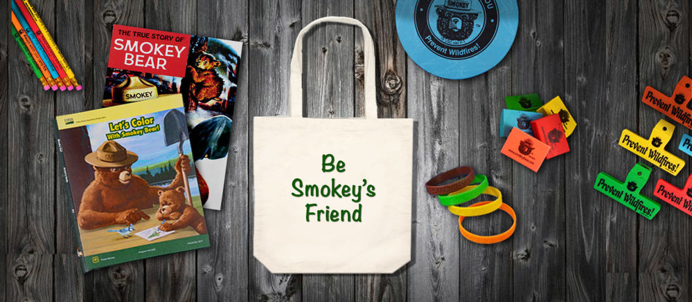 Image for Smokey Bear Products