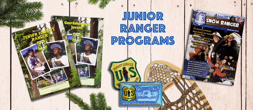 Image for Junior Ranger Products