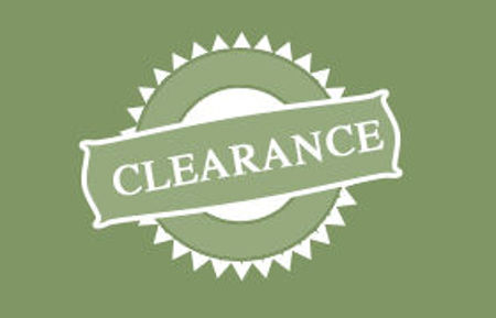 Picture for category Clearance
