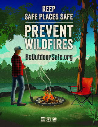 Picture of Keep Safe Places Safe Poster