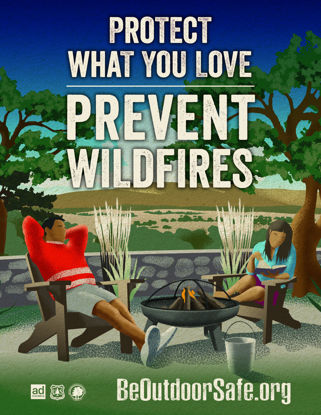 Picture of Protect What You Love Poster