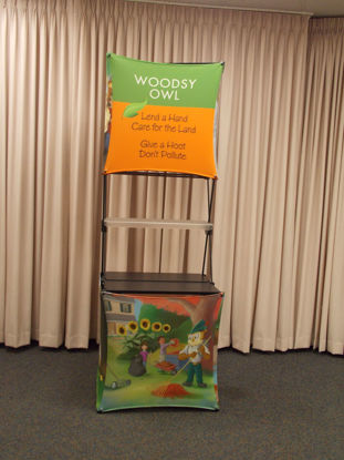Picture of Woodsy Owl Display